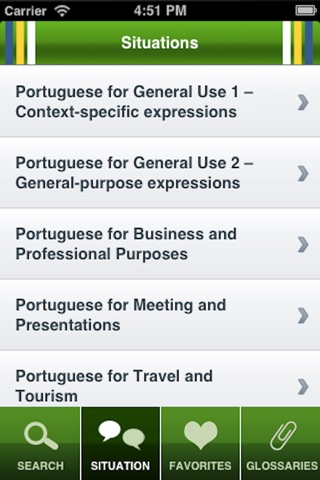 How To Say Anything In Portuguese Premium screenshot 2