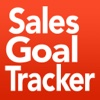 Sales Goal Tracker Pro: quickly set,  track & reach your selling goals