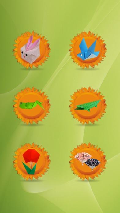 Paper Origami Instructions - Origami Art screenshot two
