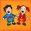KinderApp - Kids learn their first words in English, German, Hungarian