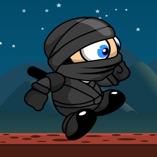 Jumping Ninja Free iOS App