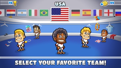 Super Party Sports: Football screenshot 3