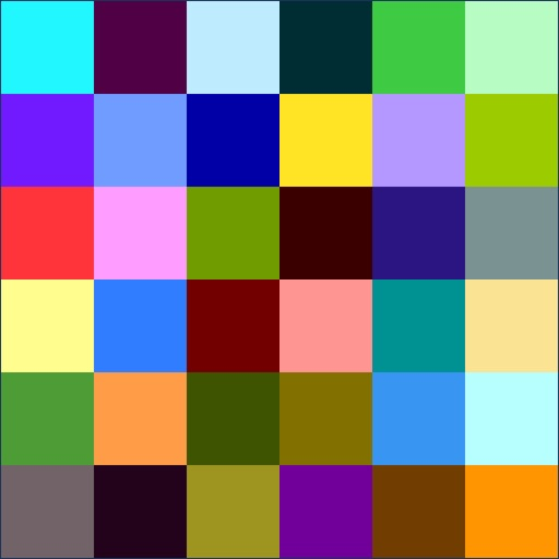 Crain - Colors and Brain iOS App