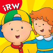 Caillou: Show and Tell - i Read With educational storytelling activity and game for preschool kids icon