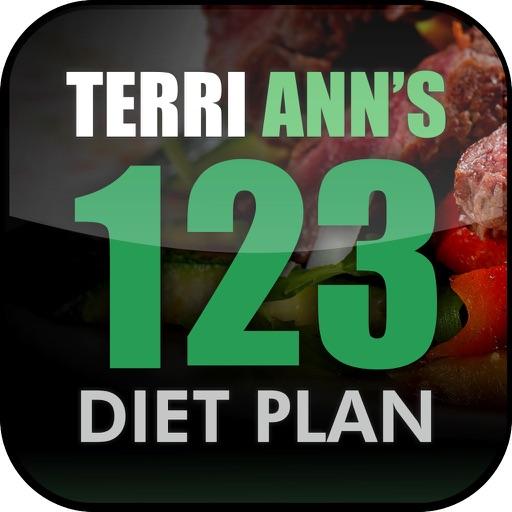 Terri Ann's 123 Diet Plan