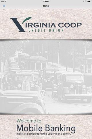 Virginia Coop Credit Union screenshot 1