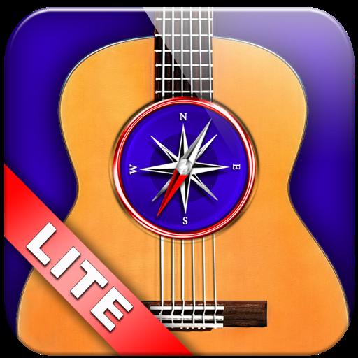 Guitar Chords Compass Lite - аккорды для гитары, бесплатная коллекция
