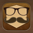 Mustache Booth - A Funny Facial Hair Photo Editor icon