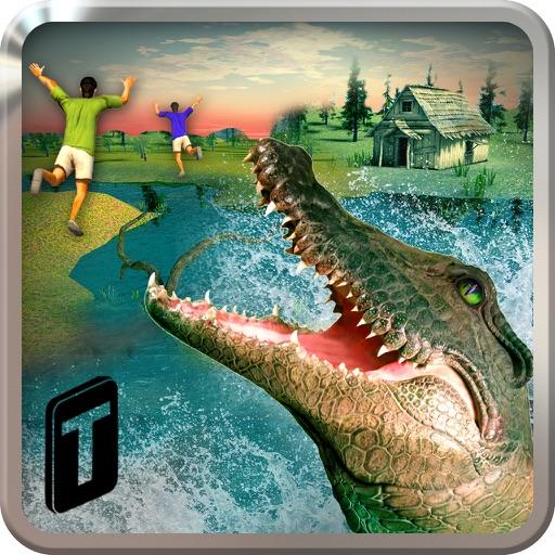 Swamp Crocodile Simulator 3D