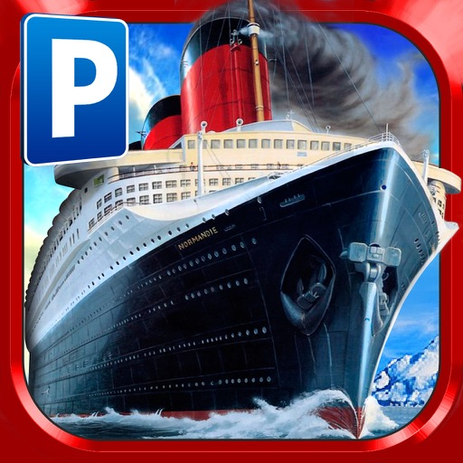 Titanic Parking Simulator Game