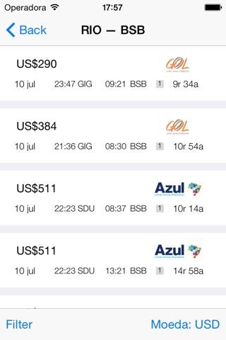 Kiwi Flights - Cheap Tickets screenshot 2