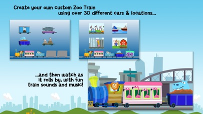 Screenshot #9 for Zoo Train