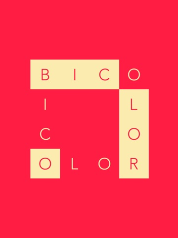 Bicolor на iPad