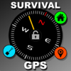 Storeboughtmilk LLC - Military Survival GPS - Land Nav Compass, Tactical MGRS Grid Tool and Altimeter  artwork