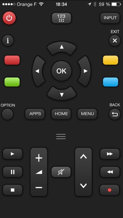 download Panamote : panasonic tv remoto apps 0