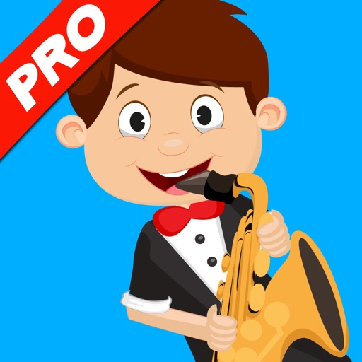 toddler milo music instruments cartoon pro by banana apps. Black Bedroom Furniture Sets. Home Design Ideas