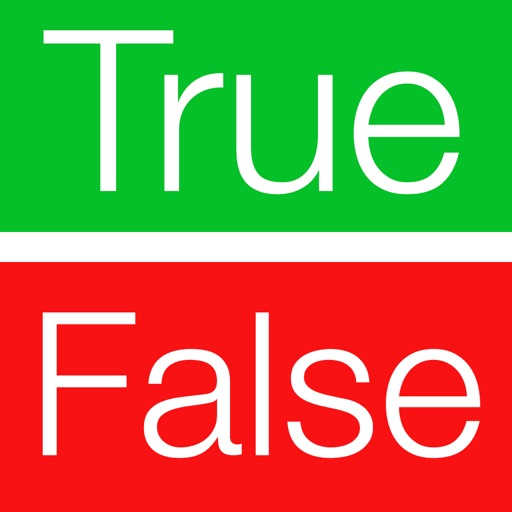 True or False - Expand Your Knowledge