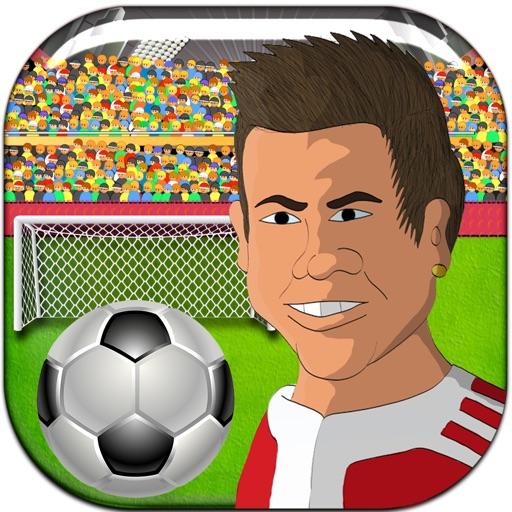 Mario Gotze Soccer Final - Epic Sports Kick Ball Craze FREE iOS App