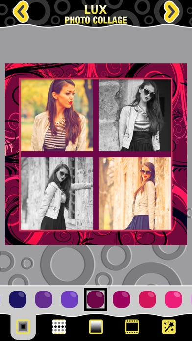 download Luxe Image Collages De Photo - Prenez Belle Cadres Photo libre et de faire vos photos ressemblent magique apps 3
