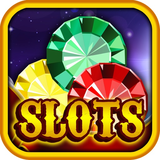 Addict Jewel Charm Lucky Win Yatzy Diamond Blitz Casino Games Free Icon