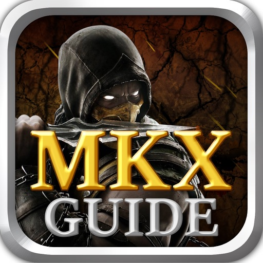 Ultimate Guide & Cheats For Mortal Kombat X Game iOS App