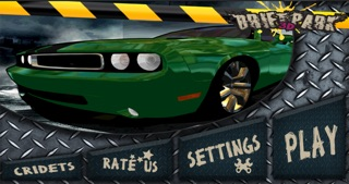 Drift Park 3Dلقطة شاشة1