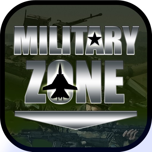Military Zone iOS App