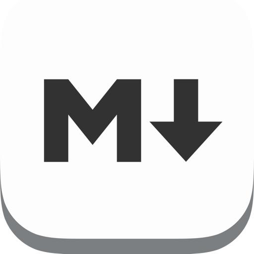 Markdown Keyboard iOS App
