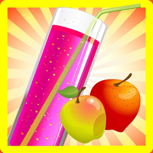 Fruit Juice Maker- cooking game for kids iOS App