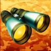 軍用望遠鏡專業 - 變焦和私人文件夾 - 輕鬆超攝像機放大。 Binoculars