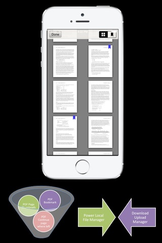 PDF Pages : Add, Move and Remove PDF pages screenshot 4