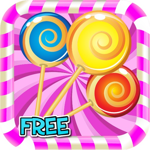 Candy Rainbow Jewels FREE iOS App