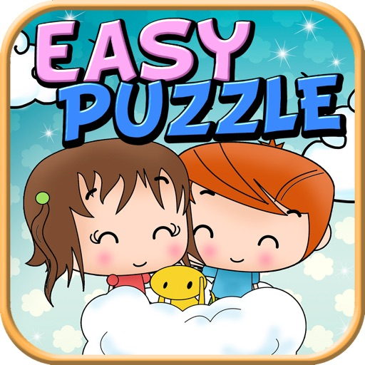 Easy Puzzle Friends iOS App