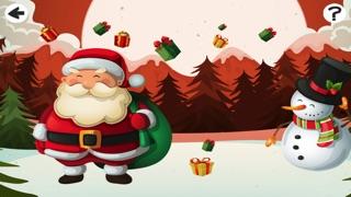 Un Jeu de Noël Enfants Avec le Père Noël, Bonhomme de Neige et des Cadeaux Gratuitement: Apprendre FunCapture d'écran de 2