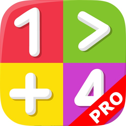 Mathematics: Counting, Addition and Subtraction PRO iOS App
