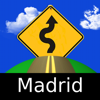 Madrid - Offline Map & City Guide (w/metro!)