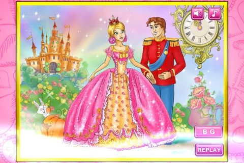 Princess wedding show screenshot 1