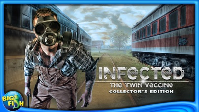 Infected: The Twin Vaccine - A Scary Hidden Object Mystery-4