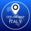 Guía de Italia Offline Mapa + Ciudad Navegador, Atracciones y Transportes