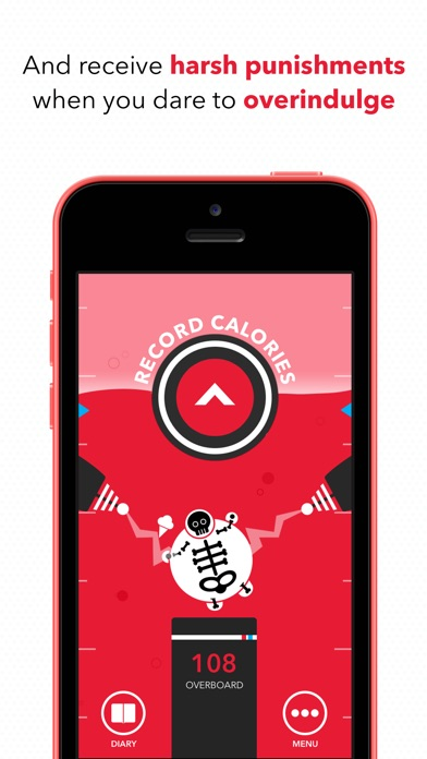 download CARROT Hunger - Talking Calorie Counter apps 0