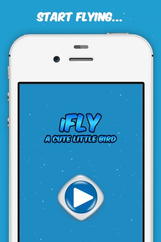 iFly - A Cute Little Bird screenshot 1