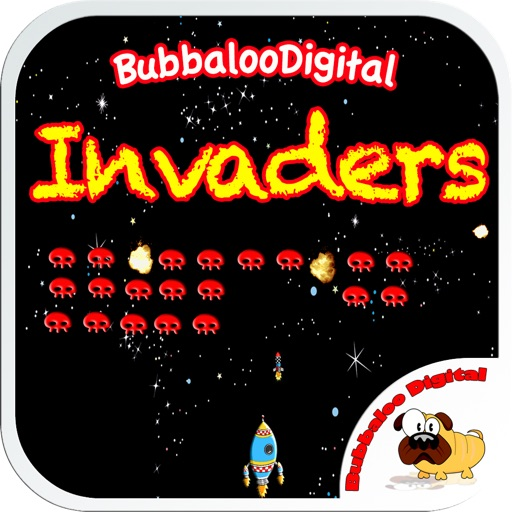 BubbalooDigital Invaders iOS App