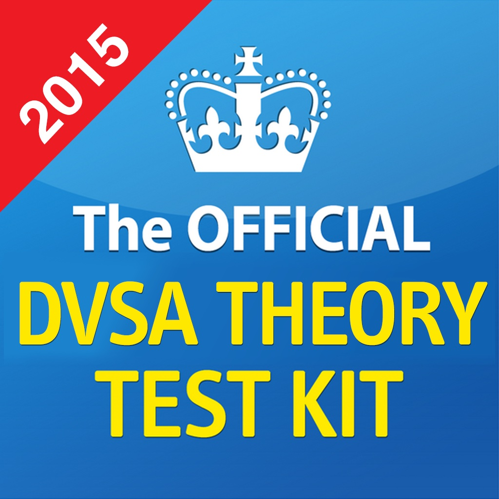The Official DVSA Theory Test Kit  icon