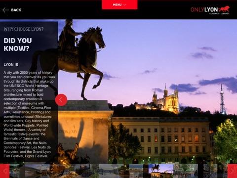 Lyon Meeting Planner screenshot 4