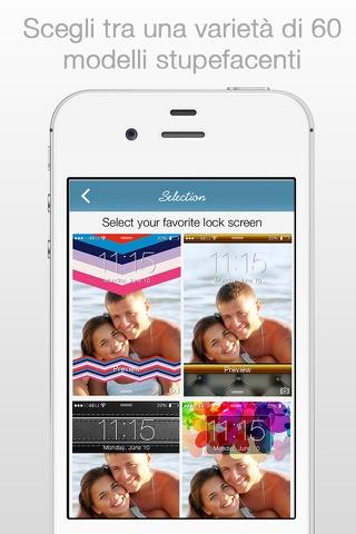 Lockster - Design your Lock Screen Background screenshot 4