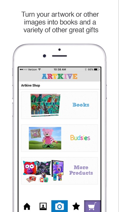 Artkive - Save Kids' Art Screenshots