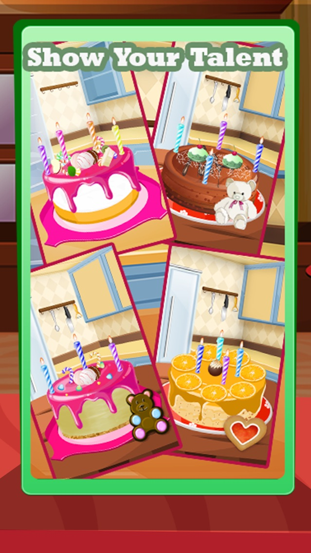download Cheese Cake Maker – A cooking kitchen game appstore review