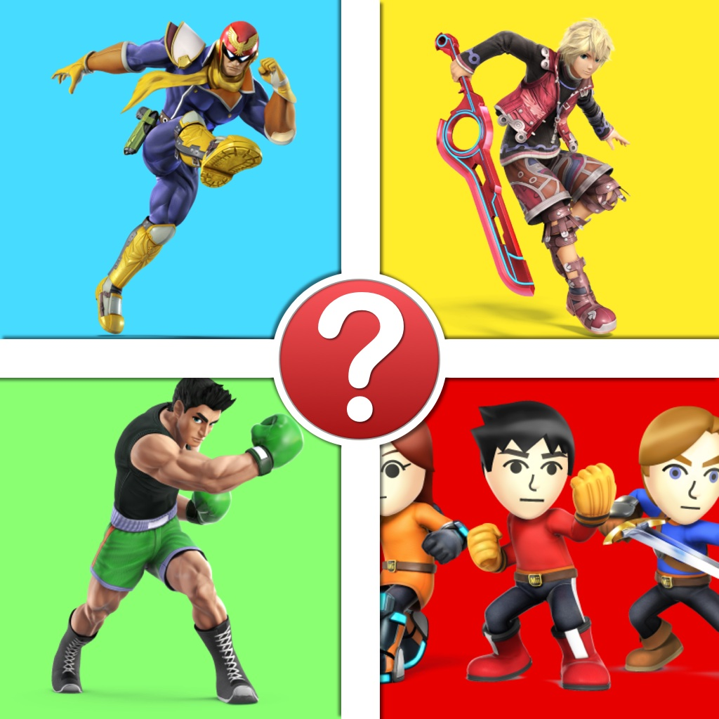 Download Melee Slugfest Character Quiz - Super Smash Bros Edition free for iPhone, iPod and iPad