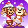 Puzzle Games for Preschool Toddler Kids - little educational christmas salon games! elementary educational games