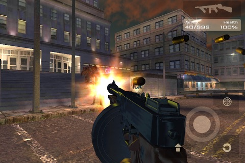 Infected Zombies Battle:Play Ultimate Vengeance Counter-Strike Frontier Dead of Survival screenshot 1